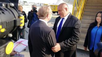 Бойко Борисов пристигна в Австрия
