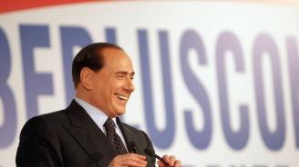 Силвио Берлускони ще са кандидатира в изборите за Европейски парламент