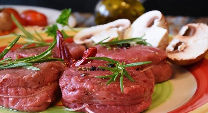 Американски учени установиха, че жените, които редовно консумират червено месо
