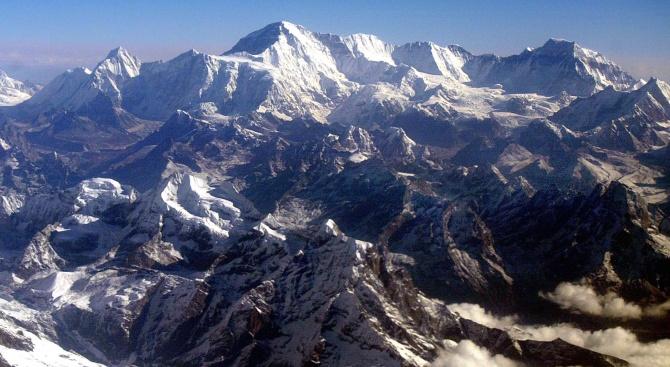 Алпинист: Духове на загинали колеги обитават Еверест