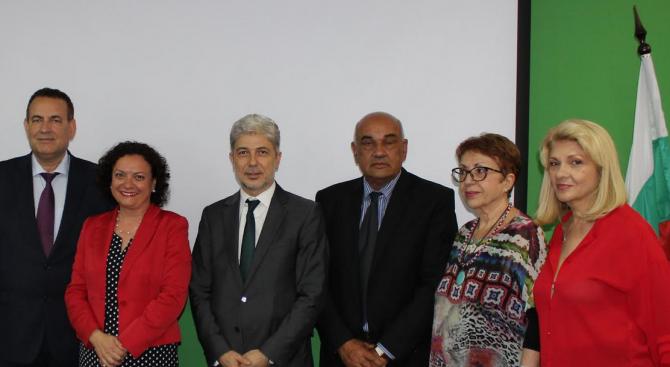 Нено Димов събра предшествениците си по случай успешното европредседателство в сферата на околната среда