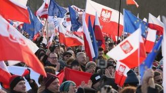 Протести в Полша заради законопроект, ограничаващ правото на аборт