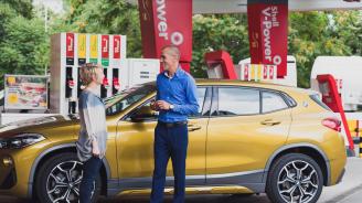 Shell връчи голямата награда BMW X2