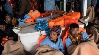 Евродепутатите са против наказанията  за оказване на хуманитарна помощ за  мигранти