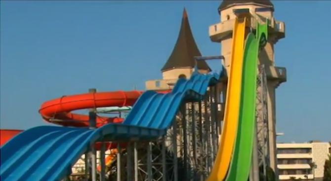 9-годишно момиченце пострада в аквапарк край Равда