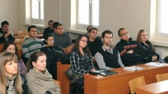 Младежи от Сърбия се явиха на кандидатстудентски изпит за български ВУЗ