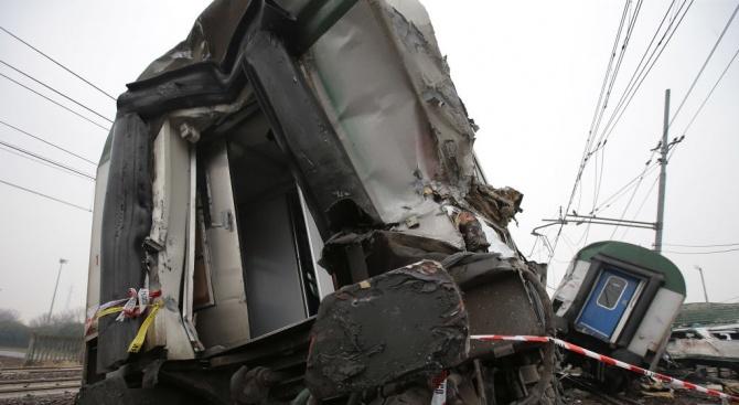 Семейството на български гражданин загинало в жестоката влаковата катастрофа в Турция