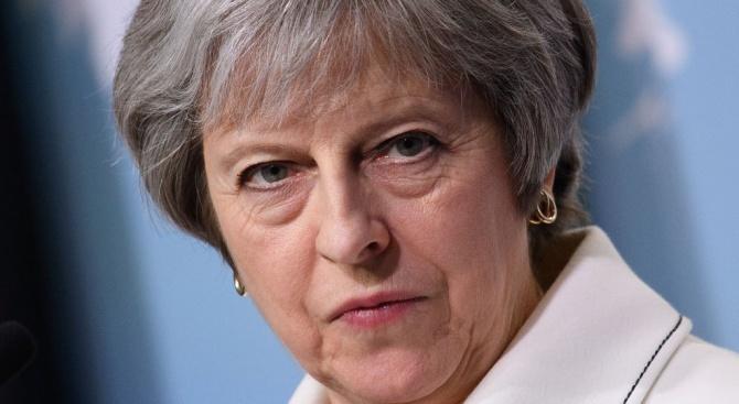 Мей категорична: Втори референдум за Брекзит няма да има