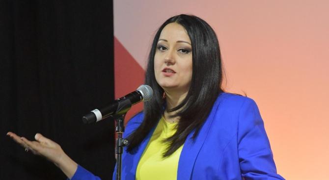 Лиляна Павлова, министър за Българското председателство на Съвета на ЕС