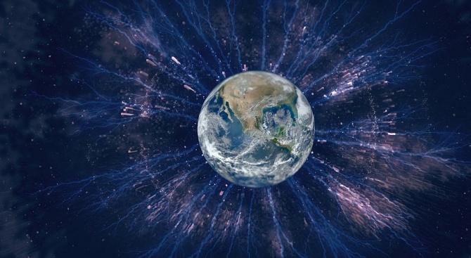 Днес Земята остава без надзор и защита от небесните сили