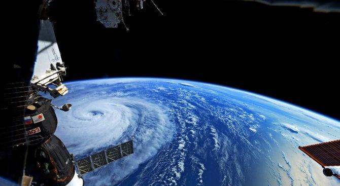 Тайфунът Мария премина през Северен Тайван