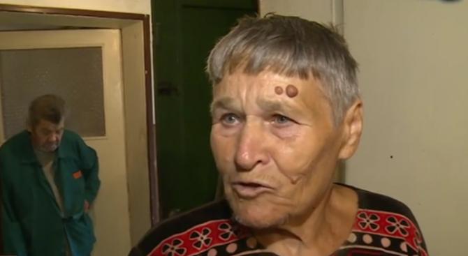 72-годишната баба, която си взе пенсията с газов пистолет: Нося го винаги с мен, но не съм го използвала още (видео)