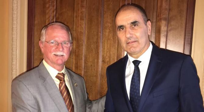 Цветанов участва в 9-ата Среща на върха на Трансатлантическата парламентарна група във Вашингтон