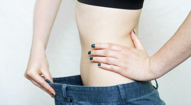 Спазването на диета и лишаването на организма от основни хранителни
