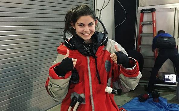17-годишно момиче ще е първият човек, стъпил на Марс