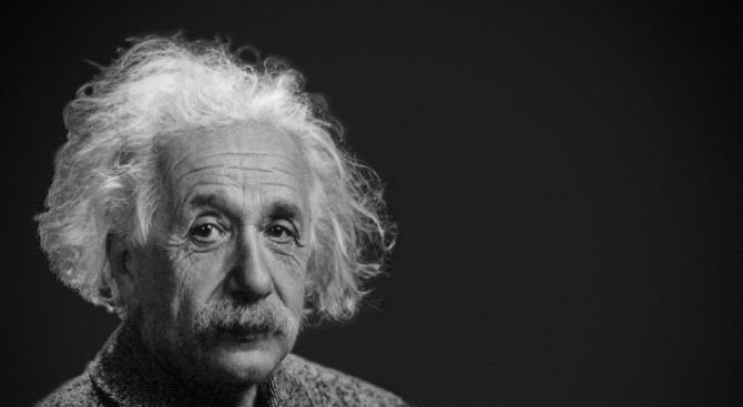 Учени предложиха на доброволци да се превъплътят в Алберт Айнщайн