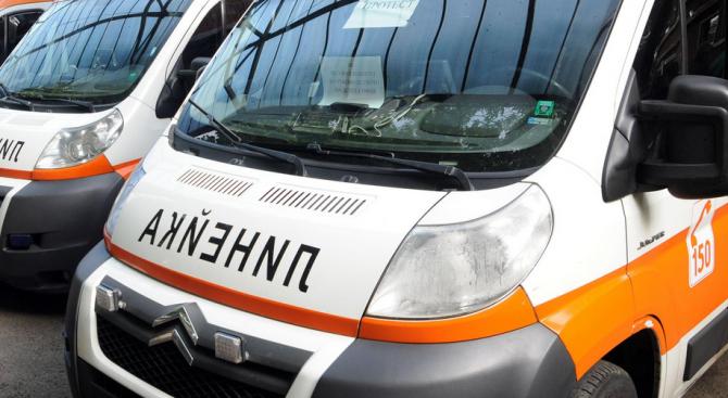 Кола блъсна 6-годишно дете в Бургас