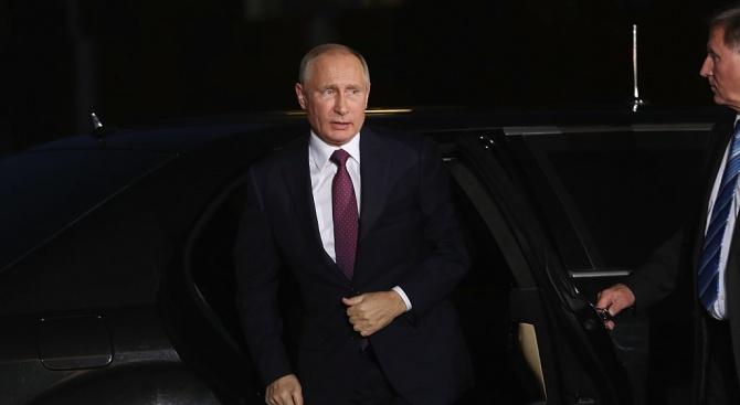 Путин смята, че отношенията с Израел се развиват позитивно