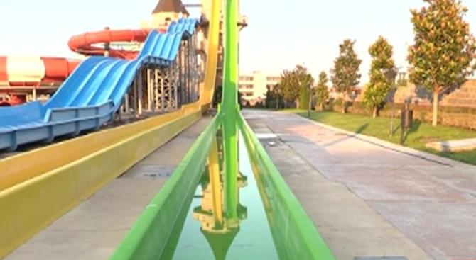 Състоянието на 9-годишното момиченце от Москва, пострадало в аквапарк в
