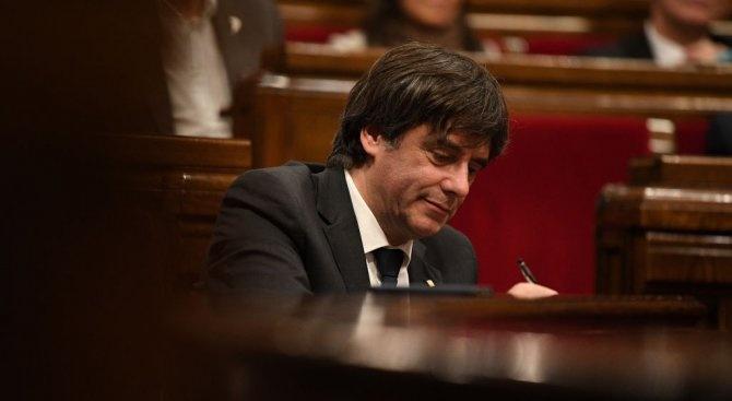 Германското правосъдие е решило да екстрадира бившия каталунски премиер Карлес