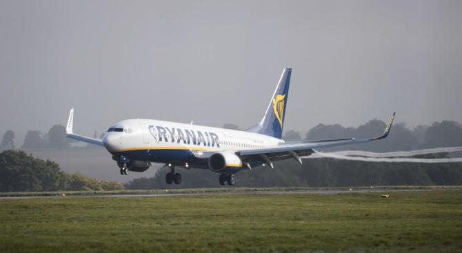 Ирландските пилоти на компания Райънеър обявиха още два еднодневни стачни