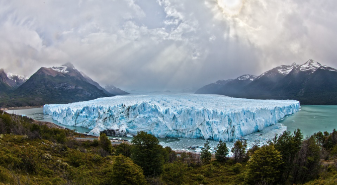 Колумбия е загубила почти една пета от ледниците си през