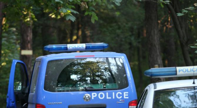 Мащабна специализирана полицейска операция по противодействие на конвенционалната престъпност и