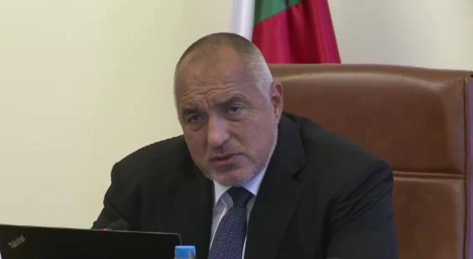 По разпореждане на министър-председателя Бойко Борисов министърът на земеделието, храните