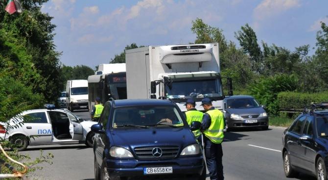 """Жители на пернишкия квартал """"Бела вода"""" са блокирали днес пътя"""