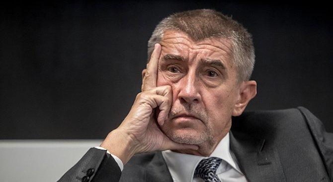 Чешкият премиер Андрей Бабиш каза, че неговата страна не желае