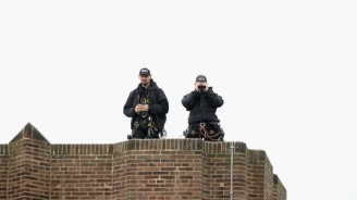 Британската полиция е вдигната на крак