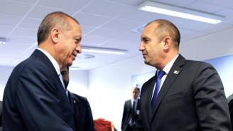 Румен Радев след среща с Ердоган: ЕК и кабинетът не ми дават мандата, избран съм от българския народ (видео+снимки)