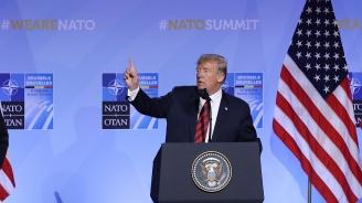 Руска медия: Доналд Тръмп убеди лидерите на НАТО да вдигнат разходите за отбрана