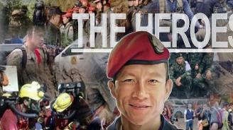 Филмират историята за спасяването на децата от пещерата в Тайланд