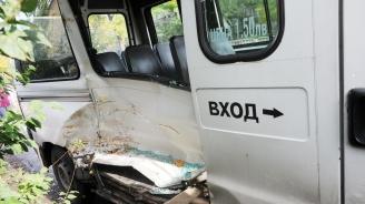 Тежка катастрофа отне живот и рани няколко души (обновена+снимки)