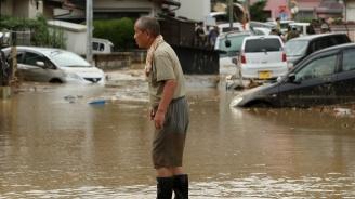 Щетите от наводненията в Япония възлизат на стотици милиона долара
