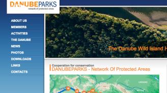 Природни паркове и резервати от 8 дунавски държави са обединени в общи туристически проекти