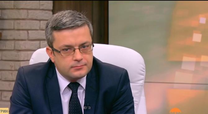 Тома Биков: Има атака срещу държавата, искат да върнат БСП на власт по служебен път (видео)