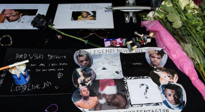 Обвиниха четирима за убийството на рапъра XXXTentacion