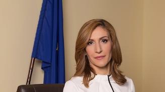 Ангелкова разговаря с министъра на културата и туризма на Турция