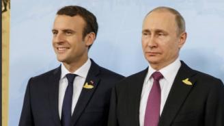 Франция закрива  търговското си  представителство в Русия
