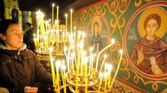 Пловдив посрещна мощите на св. апостол Андрей Първозвани