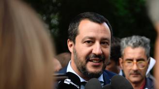 Салвини с призив за отмяна на санкциите срещу Русия