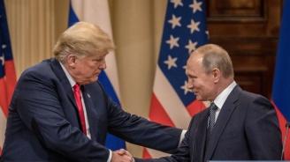 Ню Йорк таймс за пресконференцията на Доналд Тръмп и Владимир Путин: Спектакъл!