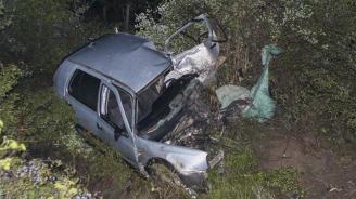 Мъж загина при тежка катастрофа на Е-79