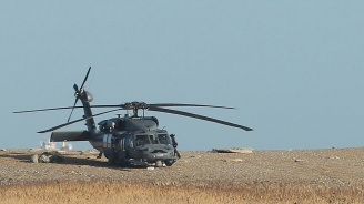 Петима южнокорейски морски пехотинци загинаха при катастрофа с хеликоптер