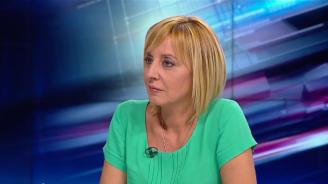 Мая Манолова разкри защо Валери Симеонов я е изгонил от заседанието на НСТС