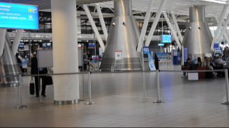 Наказват виновния за пуснатия без проверка частен самолет на летище София