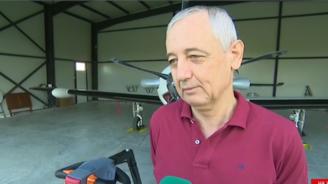 Проговори пилотът на частния самолет, минал непроверен през летище София (видео)