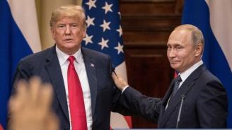 Тръмп: С Путин раздразнихме хейтърите, ще дойдат големи резултати